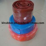 PVC-Garten gelegter flacher Einleitung-Wasser-Schlauch