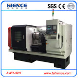 安く新しい合金の車輪修理CNCの旋盤の縁修理機械Awr32h