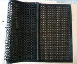 非OEMデザインスリップのオイル抵抗のゴム製シャワーマット