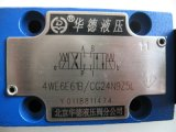 Válvula electromagnética 4we6e61b/Cg24nz4b08 4120000368 de los recambios del graduador del motor de Sdlg G9190