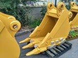Cat320幅のためのSfの掘削機の石の溝を堀るバケツ600mm