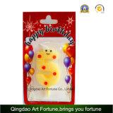 Alles Gute zum Geburtstag und Partei Kerze-Digit Form