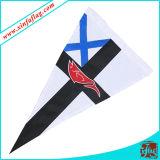 三角形の長旗のフラグ、表示フラグの旗、カスタムフラグ