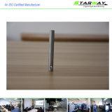 Peças fazendo à máquina do CNC da alta qualidade de alumínio da precisão em formas redondas