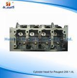 Peugeot를 위한 자동차 부속 실린더 해드 206 1.4/1.6 9634005110 9656769580