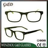 아세테이트 Eyewear 새로운 도매 안경알 광학적인 가관 프레임 Sr6037