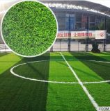 Herbe artificielle de la Chine du football du football artificiel populaire chaud d'herbe