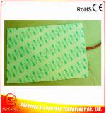 200*300*1.5mm 3D Printer Verwarmde RubberVerwarmer van het Silicone van het Bed 220V 240W