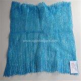 60*100cm Blau-Plastiknettobeutel für Verpackungs-Miesmuschel