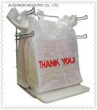 生物分解性のベストのキャリアのショッピング・バッグの一重項袋のTシャツ袋