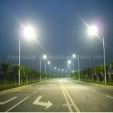 O melhor preço da luz de rua 5W-120W solar Integrated clara de Outdoot com alta qualidade