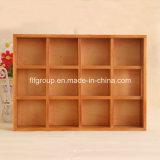 Cassetto di legno del Flowerpot personalizzato annata della casella di legno