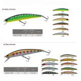 Artificial Lure Hard Plastic Lure Sinking Fishing Lure Minnow