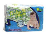 極度の吸収性の使い捨て可能な甘やかされた赤ん坊のおむつ
