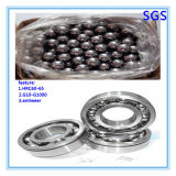 "G10 1/8 di AISI52100 100cr6 Gcr15 Suj-2 "" - 7/8 "" di Chrome Bearing Steel Ball"