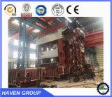 Prensa de sellado hidráulica de la sola acción de la Cuatro-Columna