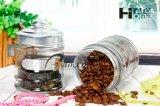 ثلاثة حجم مطبخ وسخ قدرة بهار [غلسّ بوتّل] مع جميل غطاء أو ألومنيوم غطاء