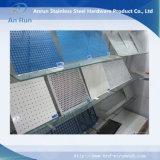 Metallo perforato architettonico dell'acciaio inossidabile per la decorazione della costruzione