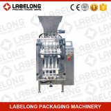 Multiheadedの列の高速粉のパッキング機械