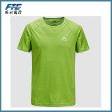 Le T-shirt de refroidissement de polyester folâtre le T-shirt de séchage rapide de T-shirt