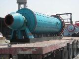 Molino de bola de la capacidad grande 2100*6000m m para moler a los polvos
