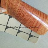 Plancher extérieur Shinning de PVC d'éponge
