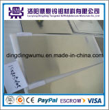 Plaque pure de tungstène de vente chaude