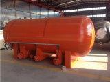 La macchina di gomma della polvere di Recyclnig della gomma residua/ha utilizzato la gomma che ricicla la pressa