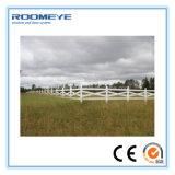 Lage Koolstof Één van Eco van Roomeye de Omheining van pvc van het Spoor voor Paard