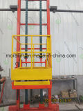 EC Proved Spraying Room 3D Moving Platform Lift