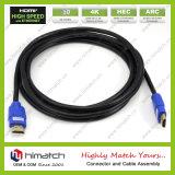Mannetje HDMI aan Micro- Mannelijke Kabel