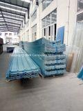 Толь цвета стеклоткани панели FRP Corrugated/стекла волокна обшивает панелями 172004