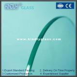 vidrio del claro del flotador de 19m m
