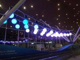 Goedkope LEIDENE van het Effect van het Stadium van de Disco Lichte RGB Opheffende Bal