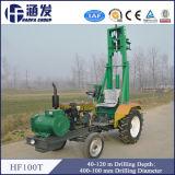 Piccola piattaforma di produzione del pozzo d'acqua del trattore di Hf100t