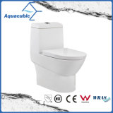 Washdown Dual Flush One Piece Ceramic Toilet (ACT8838)