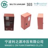 Шкаф огнетушителя для штемпелевать металла