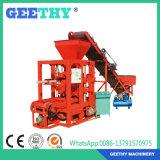 Kleber-Block der Aufbau-Maschinen-Qtj4-26, der Maschine herstellt