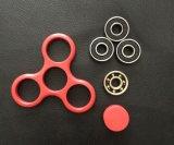 Brinquedo plástico do plástico do girador do dedo da mão do ABS