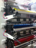 Machine d'impression flexographique de six couleurs (DY-6800)