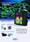 10 Fisch-Sucher Zoll LCD-Digital, Zweifrequenz, Tiefe zu 2000meters