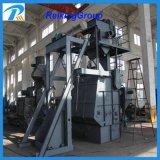 Máquina seguida industrial avanzada de la limpieza del chorreo con granalla