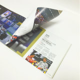 Impression Softcover de livre/impression manuel/impression magasin hebdomadaire