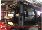 Impresora flexográfica del papel termal de los colores de doctor lámina 2