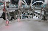 Machine de remplissage cosmétique automatique pour la bouteille de parfum/jet/roulis sur la bouteille/gel de shampooing