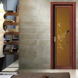 De klassieke Deuren van de Badkamers van de Deuren van het Toilet van de Deuren van de Gordijnstof van het Aluminium