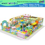 Het Kasteel van het Park van het thema met de Jonge geitjes van het Beeldverhaal speelt BinnenSpeelplaats (M11-05702)