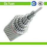 Cable reforzado acero de aluminio de los conductores ACSR