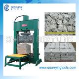 Cubic와 Bazalt Stone를 위한 유압 Stone Cutting Machine