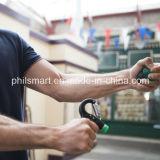 新しく調節可能な適性の体操の練習手のグリップ